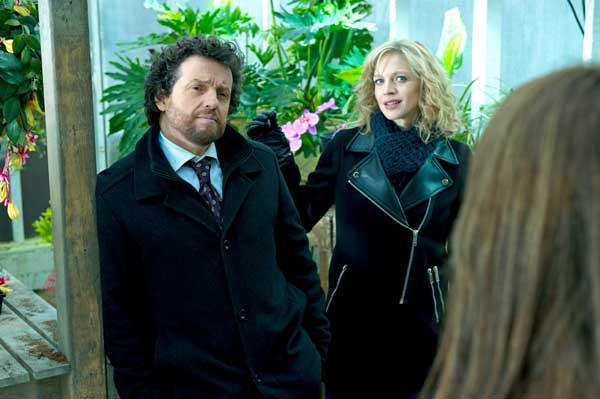Louis Ferreira and Kristin Lehman in &qu