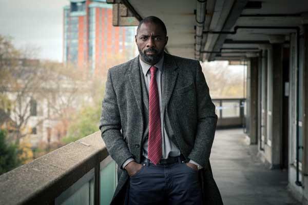 London detective John Luther (Idris Elba) returns with new episodes on BBC America.