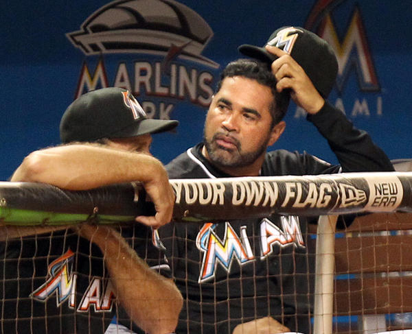 Ozzie Guillen didn't last long with the Marlins, but he still has the itch to manage.
