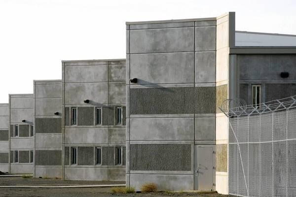 Coyote Ridge Detention Center, Rosser, 2008