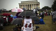 Photos: The 50th anniversary of 'I Have a Dream' speech