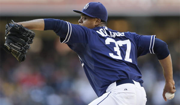 The Dodgers have agreed to a deal with pitcher Edinson Volquez, who was released by the San Diego Padres on Tuesday.