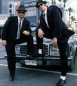 Blues Brothers Show at Universal Studios
