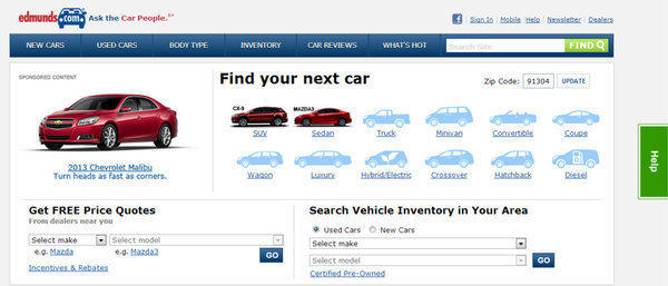 Auto-information company Edmunds.com has reached a settlement with a company it sued for allegedly posting fake reviews of car dealers.