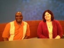 Joe Dickerson, a local foster parent, and Joy Mitchell, clinical supervisor at Community Health Resources, are guests on the September edition of Manchester Review.