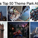 Orlando's Top 50 Theme Park Attractions