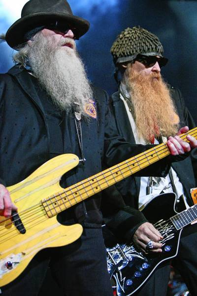 ZZ Top will perform Dec. 29 at Hard Rock Live in Orlando.