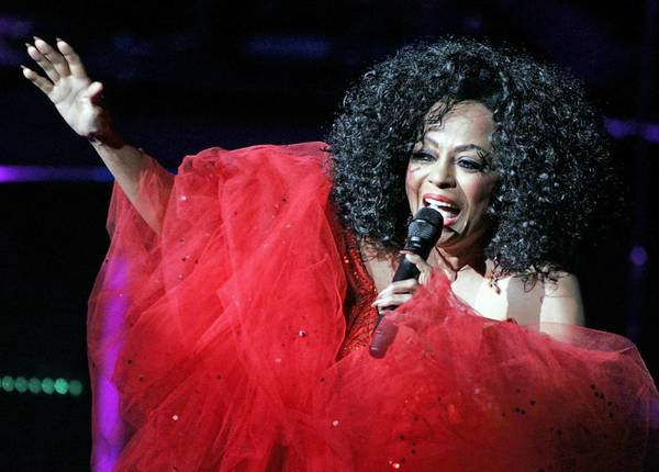 Diana Ross will perform Tuesday, Sept. 3, at Hard Rock Live in Orlando.