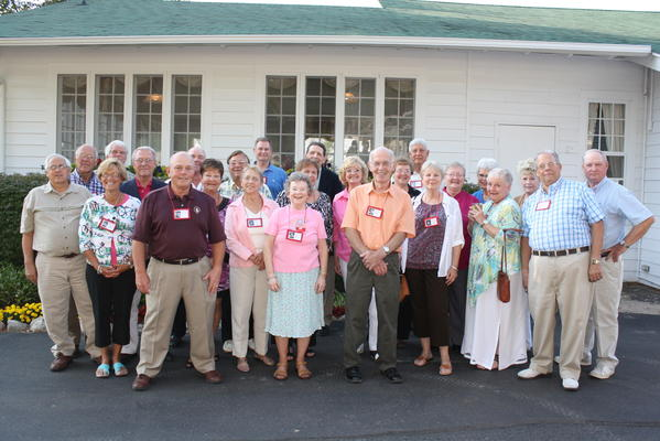 St. Francis High School class of 1963.