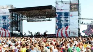 American Music Festival offers buffet of bands on the beach