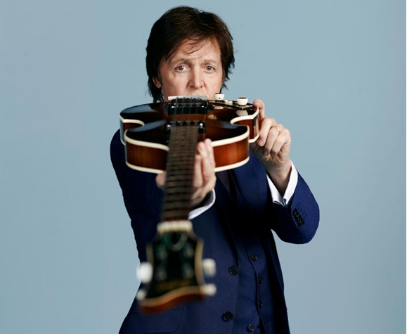 "Paul McCartney has released ""New,"" the first single from his new album of the same name."