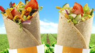 McDonald's offers new vegetarian wraps, but only in Canada
