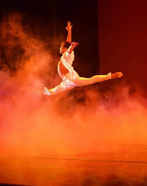 Orlando Ballet dancer Telmo Moreira