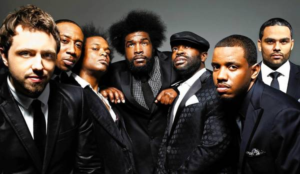 "The Roots, famous as the house band on Jimmy Fallon's late-night talk show, will team with Elvis Costello on ""Wise Up Ghost,"" due Sept. 17."
