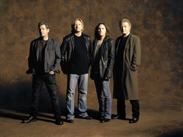 The Eagles - Glenn Frey, Joe Walsh, Timothy B. Schmit and Don Henley - will perform Nov. 23 at Amway Center.