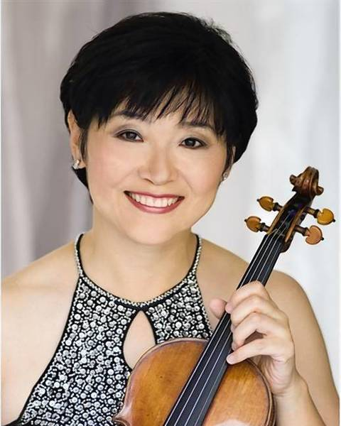 The Albin Polasek Museum & Sculpture Gardens' music series will feature violin/viola player Ayako Yonetani and guest instrumentalists Jan. 16 and March 20 in the elegant salon of the Polasek residence.