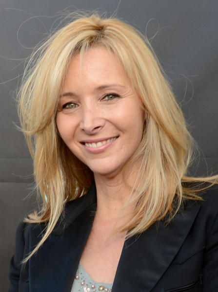 "Actress Lisa Kudrow will star in new episodes of ABC's ""Scandal."""