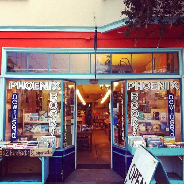 Phoenix Books in San Francisco