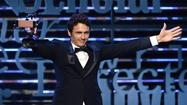 TV Picks: Franco roast, late-night, 'Blandings,' 'Regular