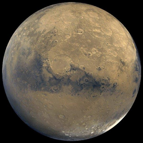 A researcher suggests that life on Earth may be Martian in origin.