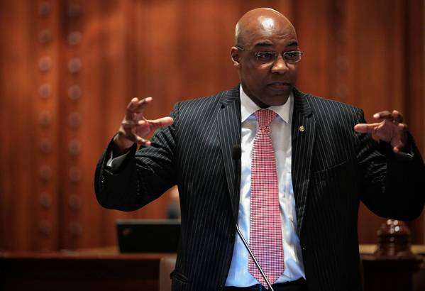 Sen. Kwame Raoul, a Chicago Democrat, chairs the pension committee.