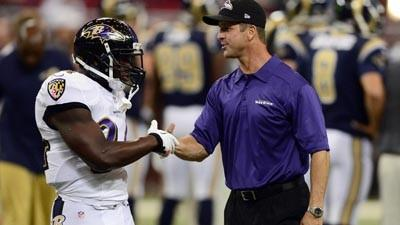 Ravens give starters the night off in preseason finale