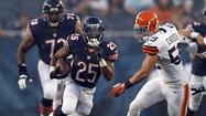 Exhibition photos:  Browns 18, Bears 16