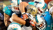 Photos: Dolphins - Saints
