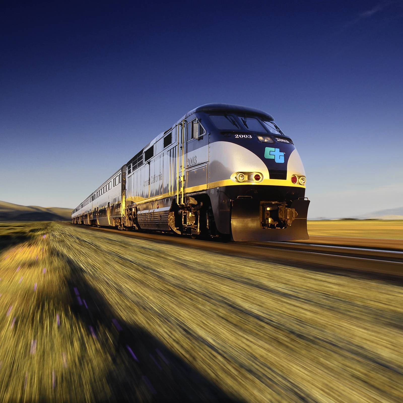 Take a train to San Joaquin Valley food fests