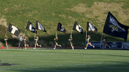 Towson cheerleading squad suspended for alleged hazing