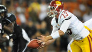 Lane Kiffin indecisive, quarterbacks inconsistent in USC win