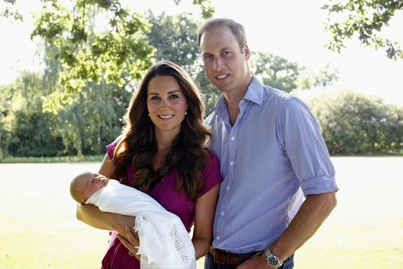 From Kate Middleton to Catherine, the Duchess of Cambridge