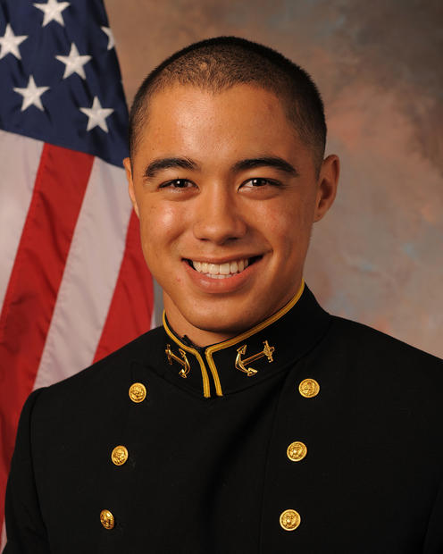 ( Courtesy of the Naval Academy athletic department ...