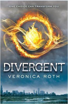 "Veronica Roth's ""Divergent"" was one of the Top 5 most requested books in Hampton in August."