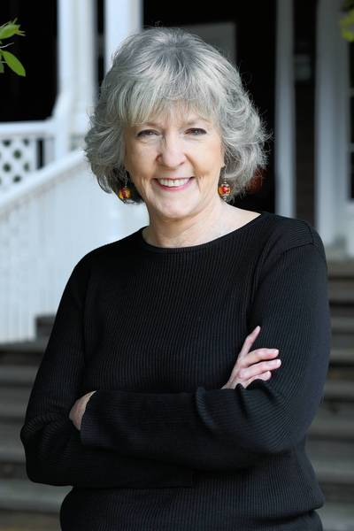 Mark Twain House & Museum presents an onstage conversation with mystery writer Sue Grafton (pictured), literary novelist Alice Hoffman and legal mystery author Scott Turow, moderated by thriller author David Baldacci, Oct. 9 at 8 p.m. at the Shubert Theater in New Haven.