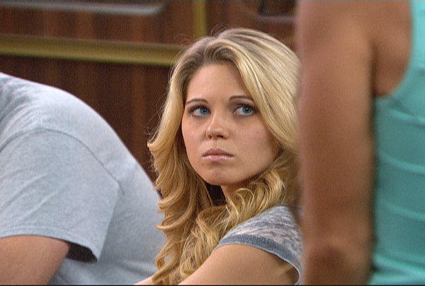 "Aaryn Gries on ""Big Brother."""