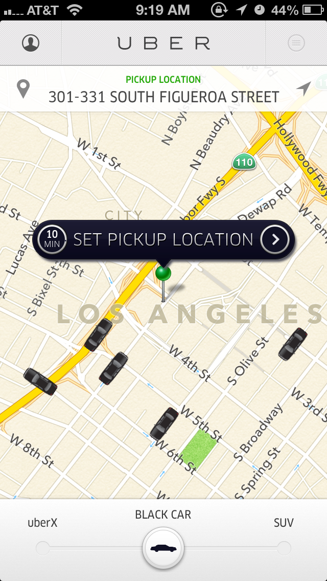 Taxi and ride-sharing apps: Lyft, Uber, Sidecar, Flywheel ...