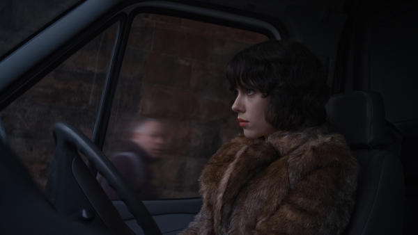 "Actress Scarlett Johansson in the film ""Under the Skin"" directed by Jonathan Glazer. The film is playing Telluride, Venice and Toronto as part of the fall festival season."