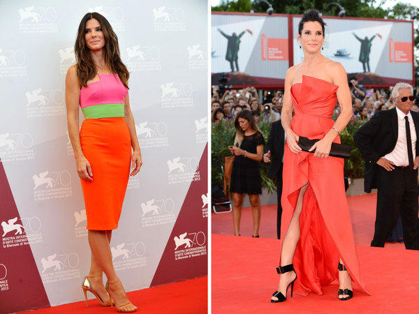 Sandra Bullock at the Venice International Film Festival
