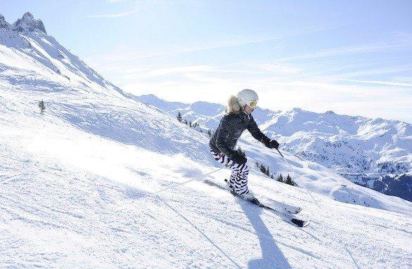 Les 3 Vallees features eight ski resorts that have been added to the Epic Pass from Vail Resorts.