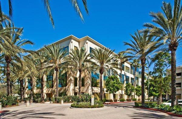 The Mission Ridge office complex in Mission Viejo has been sold to Cornerstone Real Estate Advisers.