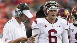 USC's quarterback dilemma has no obvious resolution
