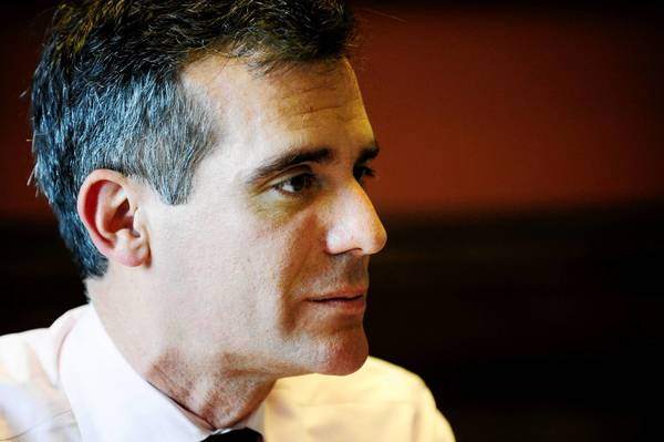 L.A. Mayor Eric Garcetti's nominees to the Police Commission were Sandra Figueroa-Villa, Steve Soboroff, Kathleen Kim and Paula Madison.