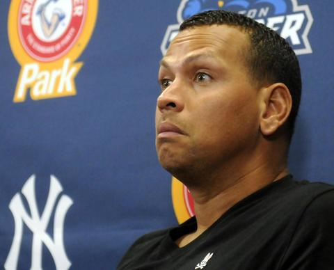 New York Yankees third baseman Alex Rodriguez was suspended for 211 games through the end of the 2014 season for his role in the Biogenesis scandal, according to Major League Baseball. Rodriguez will appeal his suspension.