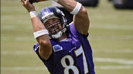 Ravens veteran Dallas Clark trying to knock off rust