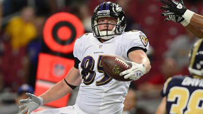 Ravens' roster cuts Saturday: Furstenburg, Rainey lead list