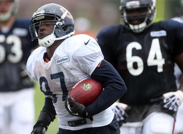 Linebacker J.T. Thomas did not survive the final Bears cutdown.