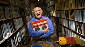 Murray Gershenz dies at 91; music store maestro, TV grandfather