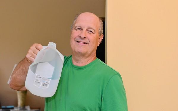 Cheapster Rick Wetzel of Orefield shares a tip on how to reuse old milk or iced-tea containers.