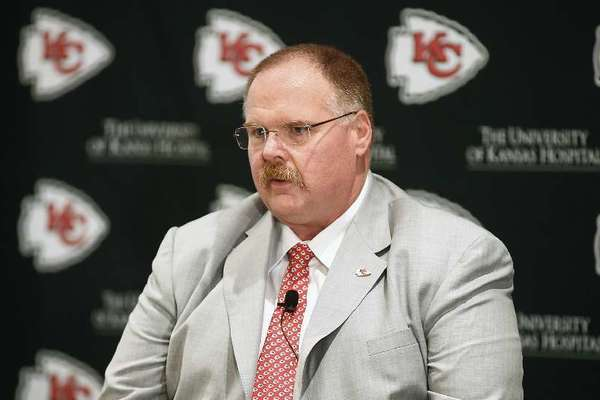 Andy Reid, a former Glendale Community College football player, appears to have settled in nicely with the Kansas City Chiefs for the 2013 season.